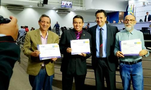Educativa 104.7 FM recebe homenagem da Câmara pelo Dia Internacional do Rádio