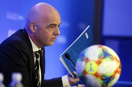 Fifa anuncia novo Mundial de Clubes e possibilidade de Copa com 48 seleções já em 2022