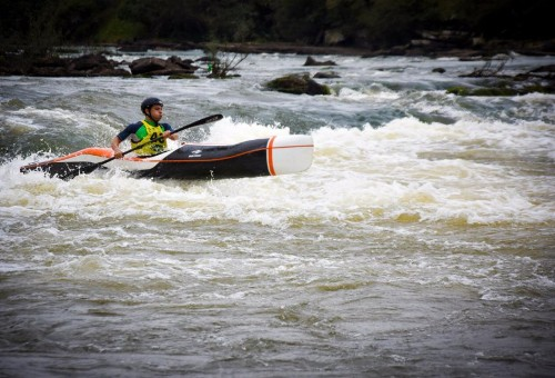 Etapa do Estadual de Canoagem animou a cidade de Bonito no final de semana