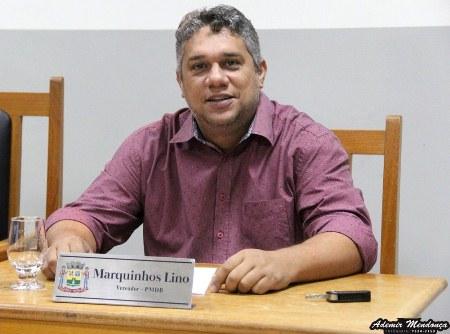 Vereador Marquinhos cobra da AGEHAB regularização das escrituras dos imóveis em Bela Vista
