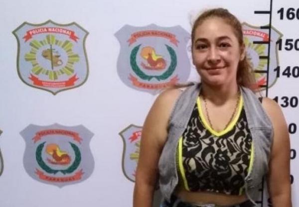 Mulher suspeita de integrar facção criminosa de SC é presa na fronteira