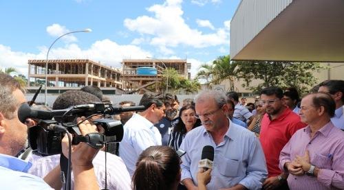 Com dois novos hospitais, Dourados terá nova missão na saúde pública, diz Geraldo