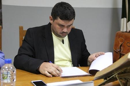Vereador Johnys Basso pede recuperação na estrada do Assentamento Ressaca e Tupanciretã