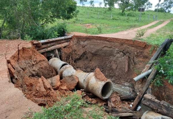 Prefeitura de Caracol decreta estado de emergência devido chuvas