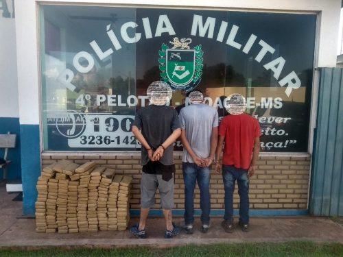 """Operação """"Semana Santa"""" incia com apreensão de 189 quilos de Droga"""