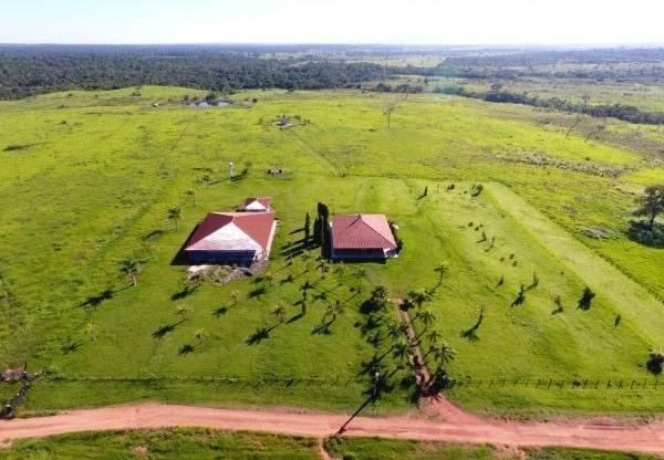 Paraguai apreende fazendas avaliadas em R$ 262 milhões do traficante Cabeça Branca