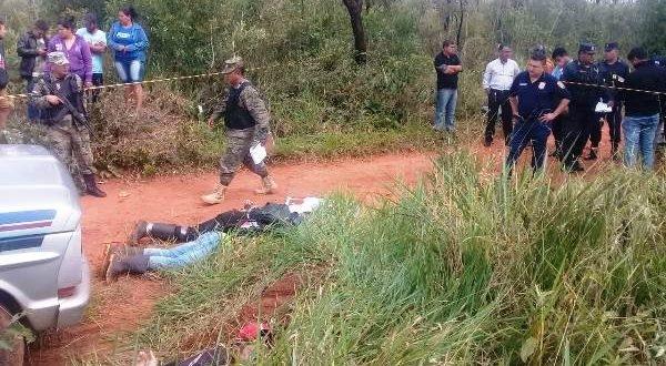 Um dos mortos por 'justiceiros da fronteira' seria policial envolvido em roubo
