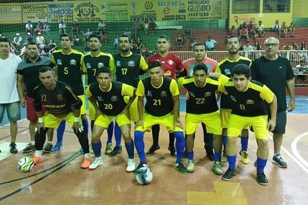 Equipe Bela-vistense inicia busca por título da Copa Morena