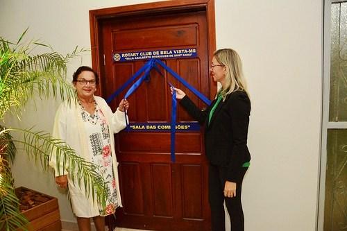Rotary Club de Bela Vista comemora aniversário de 68 anos de fundação