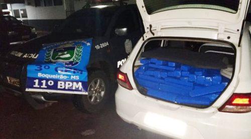 Polícia Militar prende 3 homens por Tráfico de Drogas no Distrito do Boqueirão