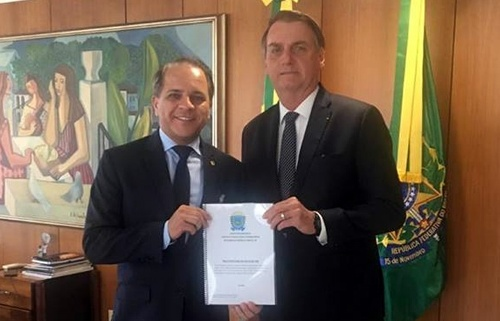 Por melhorias ao DOF, plano entregue por Coronel David a Bolsonaro prevê forte armamento bélico