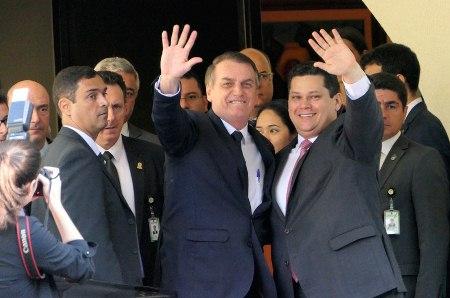 Encontro com presidentes e governadores une o país em torno do pacto federativo