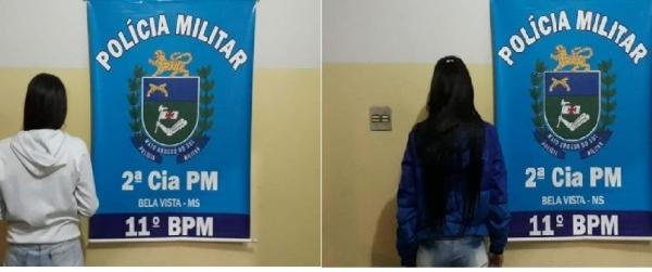 Polícia Militar apreende 27 Kg de maconha e prende duas mulheres por Tráfico de Drogas em Bela Vista