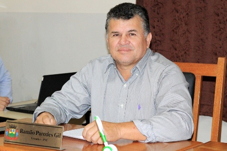 Vereador Ramão Paredes pede Cascalhamento e Patrolamento no Bairro Serradinho, Itaborai e Erva Mate