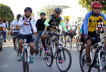 Inscrições para 'pedalada' da 91ª Festa de São Pedro estão abertas em Bonito (MS)