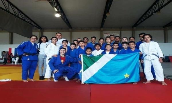 Judô: Bela-vistense conquistam 16 medalhas na Argentina e Paraguai