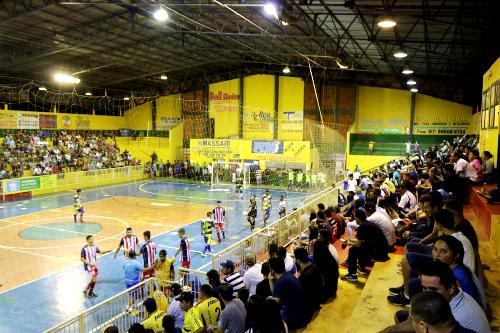 Vereadora Fabrizia Tinoco solicita reforma no Ginásio de Esportes de Bela Vista