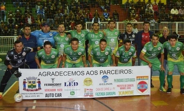 Copa Morena: Bela Vista classificou com duas vitorias e um empate