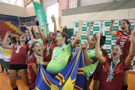 Jogos Escolares: Etapa do Handebol define classificados para Copa dos Campeões 2019