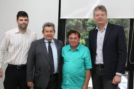 Onevan pede apoio a projetos de agricultura familiar em Mundo Novo