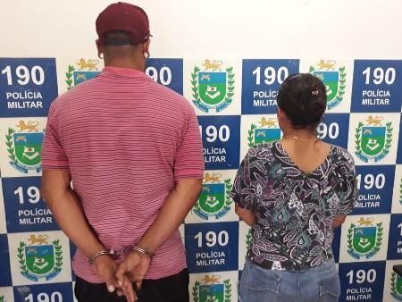 Polícia Militar prende dupla por Tráfico de Drogas e Moeda Falsa na área central de Jardim