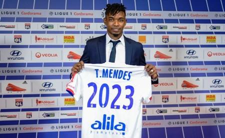 """Ex-São Paulo, Thiago Mendes é anunciado oficialmente pelo Lyon: """"Uma das melhores equipes do mundo"""""""