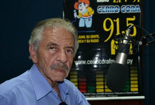 Muito conhecido na fronteira, radialista Jarbas Pereira morre em Campo Grande