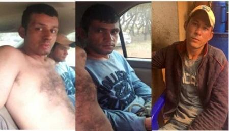 Trio que sequestrou família e matou fazendeiro é preso na fronteira