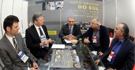 Em salão internacional, Governo de MS atrai R$ 600 milhões em investimentos e foca em mercado asiático