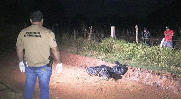 Homem é raptado dentro de casa e corpo achado picotado em sacos de lixo