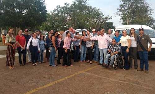 Prefeitura de Caracol adquire dois novos veículos com recursos próprios