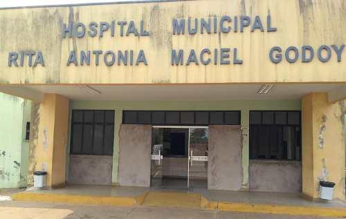 Prefeitura de Caracol inicia reforma no Hospital Municipal