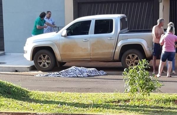 Empresário é executado a tiros perto de escola na fronteira