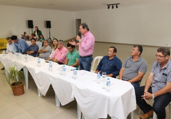 PSDB de Bela Vista realizou ato de filiação
