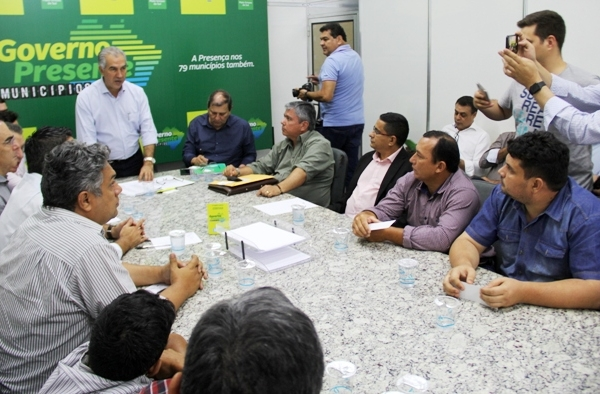 Governo Presente: lideranças de Bela Vista pedem obras de infraestrutura e agradecem investimentos