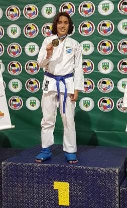 Atleta de MS vence competição estudantil em Minas Gerais