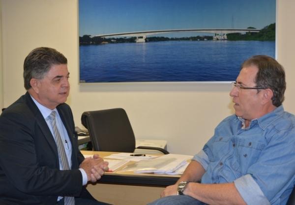 Marcio Monteiro reivindica pavimentação de vias urbanas em Taquarussu