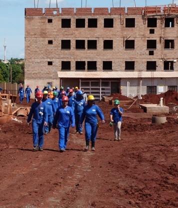 Mulheres na construção civil já passam de 600 em Campo Grande