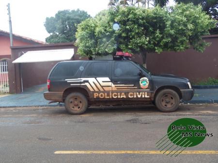 Bandidos invadem residência do gerente do Banco Bradesco em Bela Vista
