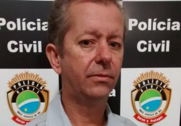 Vereador de Douradina é preso acusado de homicídio